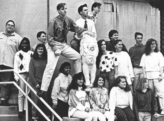 reflecting on high school Seniors' reflections 1994-1995 mac bull when i am asked about what the past four years of high school have meant to me, many things come to mind i am faced with memories of the good and bad, for without both i have nothing i remember when i came to l-s in my freshman year i made friends with some.